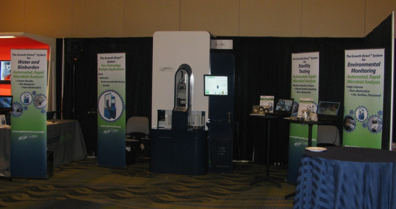 2012 PDA Booth