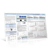 Validation of and Corporate Value from Automation of Environmental Monitoring Test Methods Rapid Micro Biosystems Poster