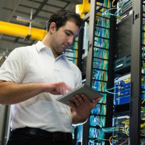 IT-technician-automating-process