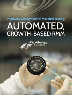 Improving Quality Control Microbial Testing with Automated Growth-Based RMM