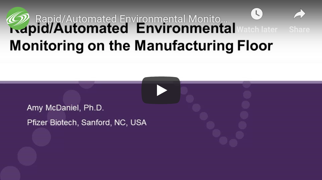 Rapid, Automated Environmental Monitoring on the Manufacturing Floor