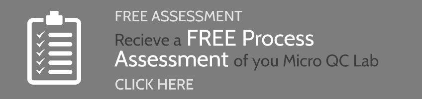 Free Assessment of Your Micro QC Lab